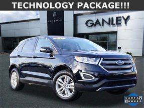 2017 Ford Edge SEL Technology Package