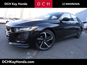 2020 Honda Accord Sedan Sport2.0T