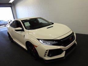 2018 Honda Civic Type R Touring