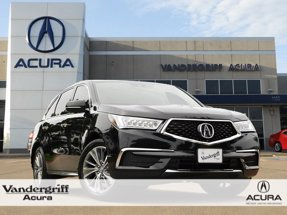 2018 Acura MDX Sport Hybrid w/Technology Pkg