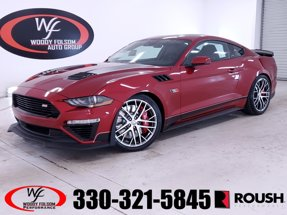2020 Ford Mustang GT Premium Jack Roush Edition Roush
