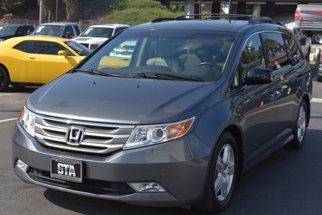 2012 Honda Odyssey Touring Minivan 4D
