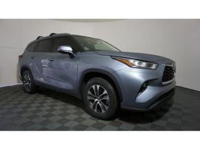2020 Toyota Highlander XLE FWD