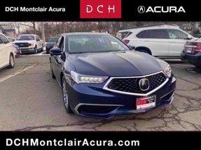 2018 Acura TLX 2.4L FWD