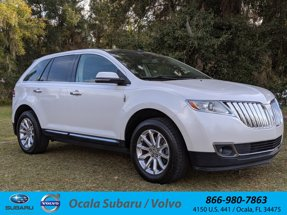 2014 Lincoln MKX MKX