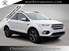 2018 Ford Escape SEL 2WD w/ Nav