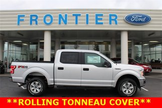 2019 Ford F-150 XL 4X4 SuperCrew Short Bed