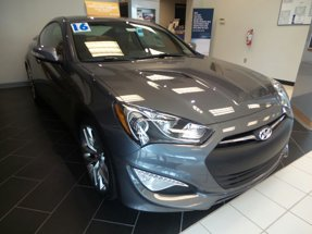 2016 Hyundai Genesis Coupe 3.8L Ultimate