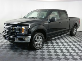 2018 Ford F-150 XLT LONG BOX