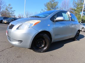2007 Toyota Yaris 3dr HB Auto