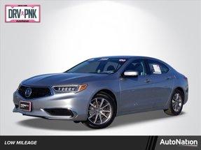 2020 Acura TLX w/Technology Pkg