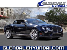 2014 Bentley Continental GT V8 S GT V8 Convertible