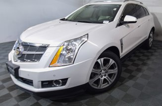 2010 Cadillac SRX Performance