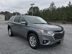 2018 Chevrolet Traverse LT Cloth