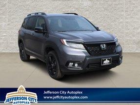 2020 Honda Passport Elite