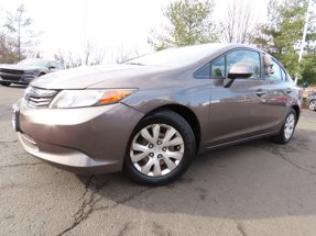 2012 Honda Civic Sedan 4drAutoLX