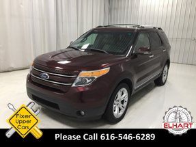 2011 Ford Explorer Limited