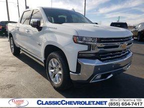 2019 Chevrolet Silverado1500 LTZ