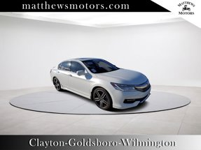 2016 Honda Accord Sedan Touring V6 w/ Sunroof
