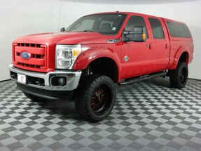 2013 Ford F-250SD Lariat