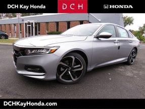 2020 Honda Accord Sedan Sport 1.5T