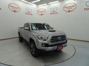 2016 Toyota Tacoma TRS