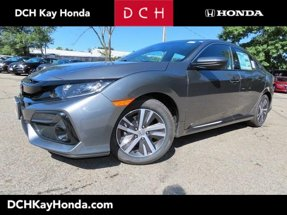 2021 Honda Civic Hatchback LX