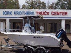 2004 Seafox Boat