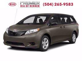 2014 Toyota Sienna XLE AAS