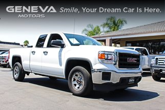 2015 GMC Sierra 1500 Pickup 4D 6 1/2 ft