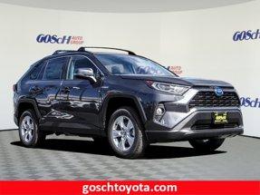 2020 Toyota RAV4 Hybrid  XLE