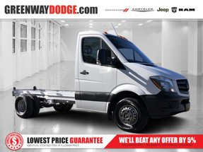 2017 Mercedes-Benz Sprinter Cab Chassis Cab Chassis 144 WB