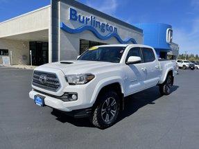 Used 2016 Toyota Tacoma in Burlington, WA
