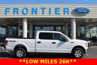 2016 Ford F-150 XLT 4X4 SuperCrew Long Bed