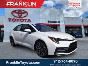 New 2020 Toyota Corolla in Statesboro, GA