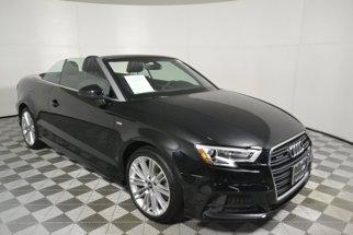 2017 Audi A3 Cabriolet Premium Plus
