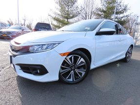 2017 Honda Civic Coupe EX-T CVT