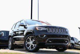 2020 Jeep Grand Cherokee Overland