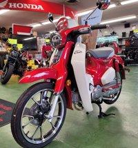 2021 HONDA SUPER CUB C125