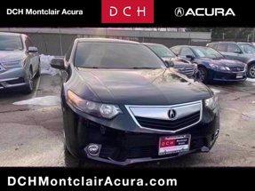 2013 Acura TSX 4dr Sdn I4 Auto
