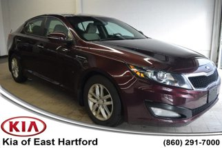 2013 KIA Optima LX Convenience Plus Package