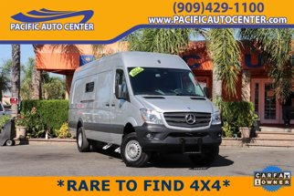 2015 Mercedes-Benz Sprinter 3500 Cargo 170 WB