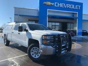 2015 Chevrolet Silverado 3500HD Built After Aug 14 Work Truck