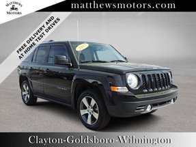2017 Jeep Patriot High Altitude 2WD w/ Sunroof