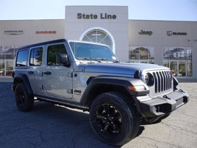 2020 Jeep Wrangler Unlimited Sport Altitude