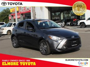 2020 Toyota Yaris Hatchback LE Auto