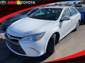 2016 Toyota Camry Hybrid XLE