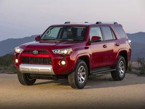 2020 Toyota 4Runner TRD Off-Road Premium