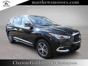 2019 INFINITI QX60 PURE AWD w/ Sunroof & 3rd Row