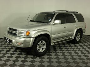 2002 Toyota 4Runner Limited